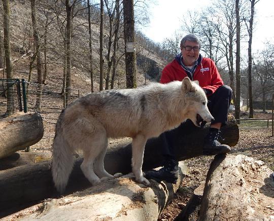 Kurt kotrschal il mio incontro con lo scienziato dei lupi! video